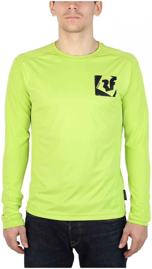 Футболка Trek T LS МужскаяФутболки, поло<br><br> Легкая и функциональная футболка, выполненная из влагоотводящего и быстросохнущего материала.<br><br><br>основное назначение: горные п...<br><br>Цвет: Салатовый<br>Размер: 58