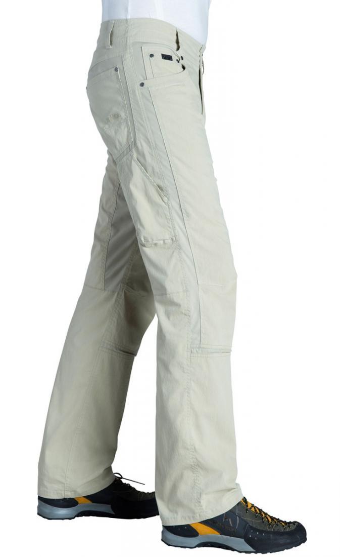 Брюки Radikl Pant муж.Брюки, штаны<br><br> Мужские брюки Kuhl Radikl Pant созданы для активного отдыха и повседневного использования. Изготовленные из эластичного материала, они тянутся в четырех направлениях, что обеспечивает оптимальную посадку по фигуре и свободу во время движения.<br>...<br><br>Цвет: Белый<br>Размер: 32-32