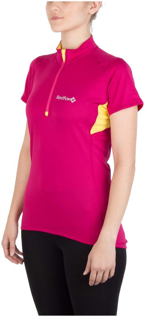 Футболка Trail T SS ЖенскаяФутболки, поло<br><br> Легкая и функциональная футболка с коротким рукавомиз материала с высокими влагоотводящими показателями. Может использоваться в кач...<br><br>Цвет: Розовый<br>Размер: 46