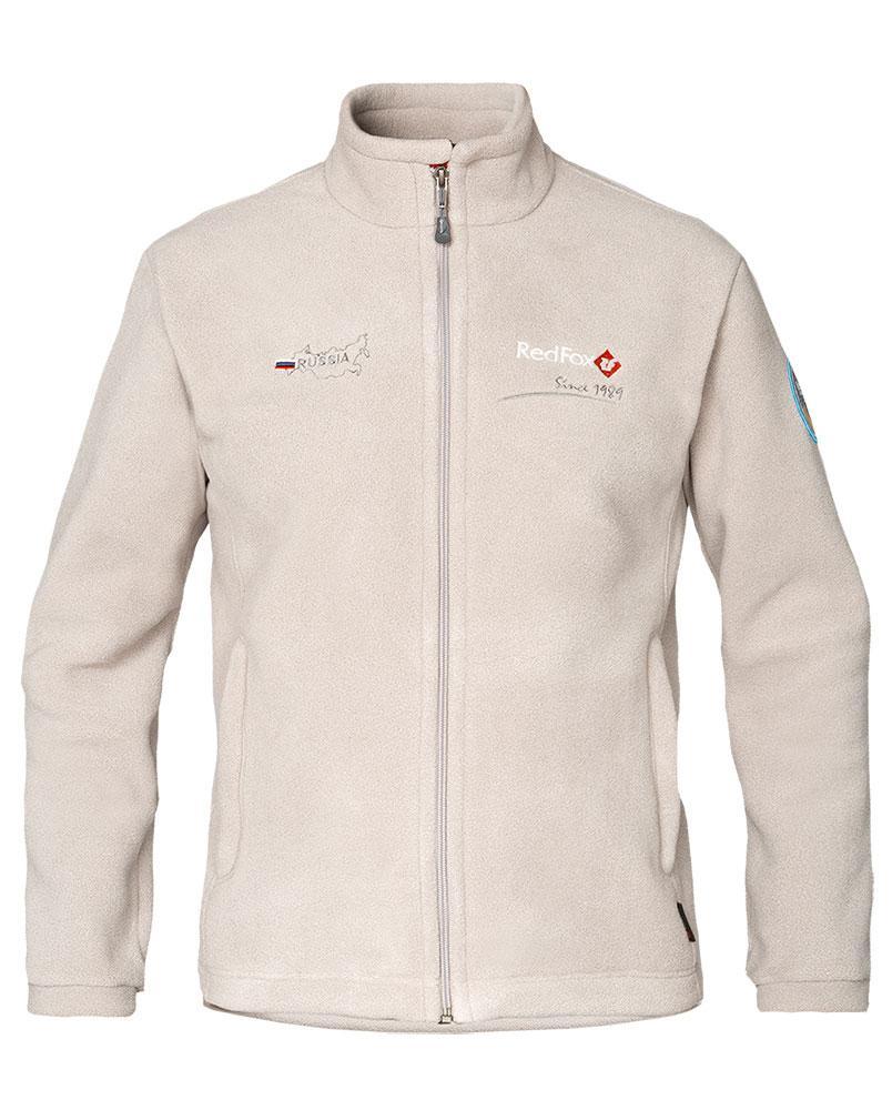 Куртка Peak III МужскаяТолстовки<br><br> Эргономичная куртка из материала Polartec® 200. Обладает высокими теплоизолирующими и дышащими свойствами, идеальна в качестве среднего утепляющего слоя.<br><br><br>основное назначение: походы, загородный отдых<br>воротник – стойка&lt;/...<br><br>Цвет: Серый<br>Размер: 46
