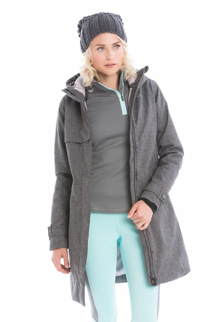 Куртка LUW0304 CLOWDY JACKETКуртки<br><br> Утепленное элегантное пальто Сlowdy подарит Вам наслаждение и комфорт в холодные демисезонные дни ранней весной или поздней осенью. Моде...<br><br>Цвет: Серый<br>Размер: L
