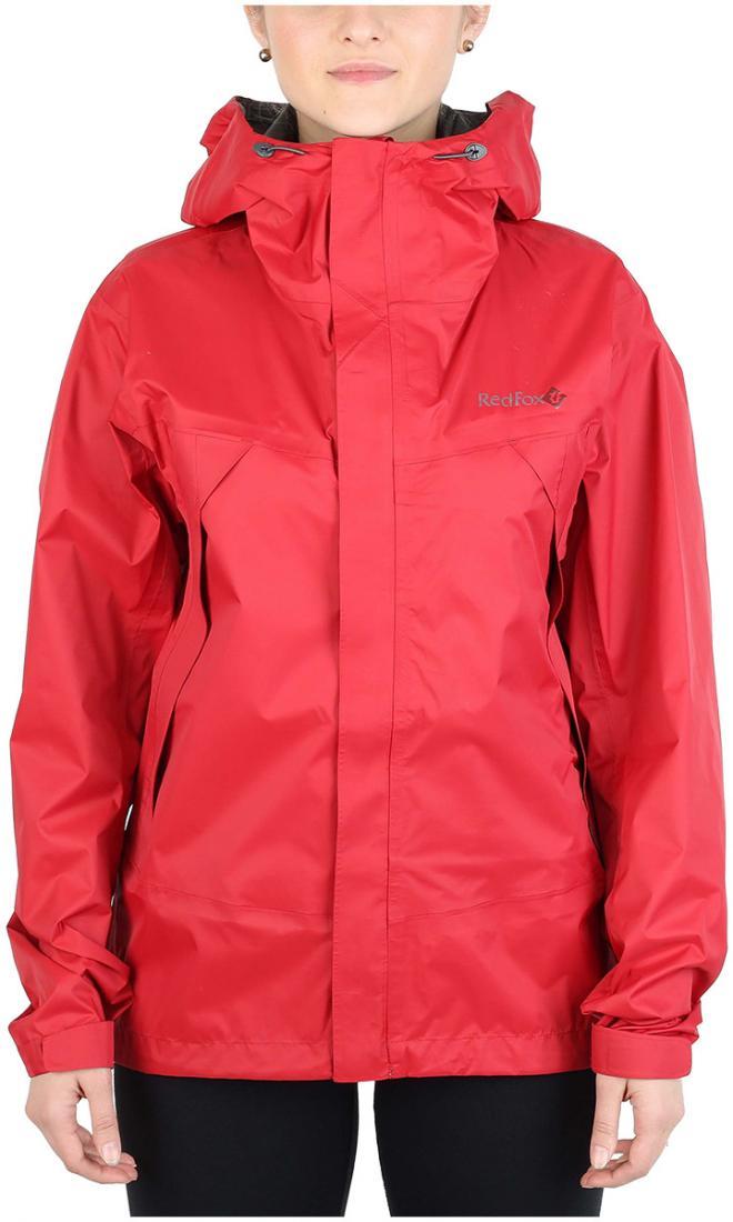 Куртка ветрозащитная Kara-Su IIКуртки<br><br> Легкая штормовая куртка. Минималистичный дизайн ивысокая компактность позволяют использовать модельво время активного треккинга и...<br><br>Цвет: Красный<br>Размер: 42