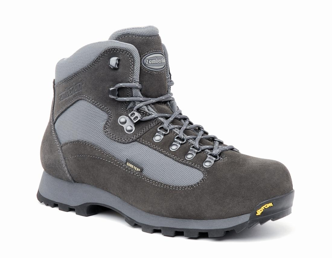 Ботинки 442 STORM GTX IIТреккинговые<br><br> Легкость - ключевая особенность этих высокотехнологичных треккинговых ботинок. Предназначены также для повседневного использования. ...<br><br>Цвет: Черный<br>Размер: 47