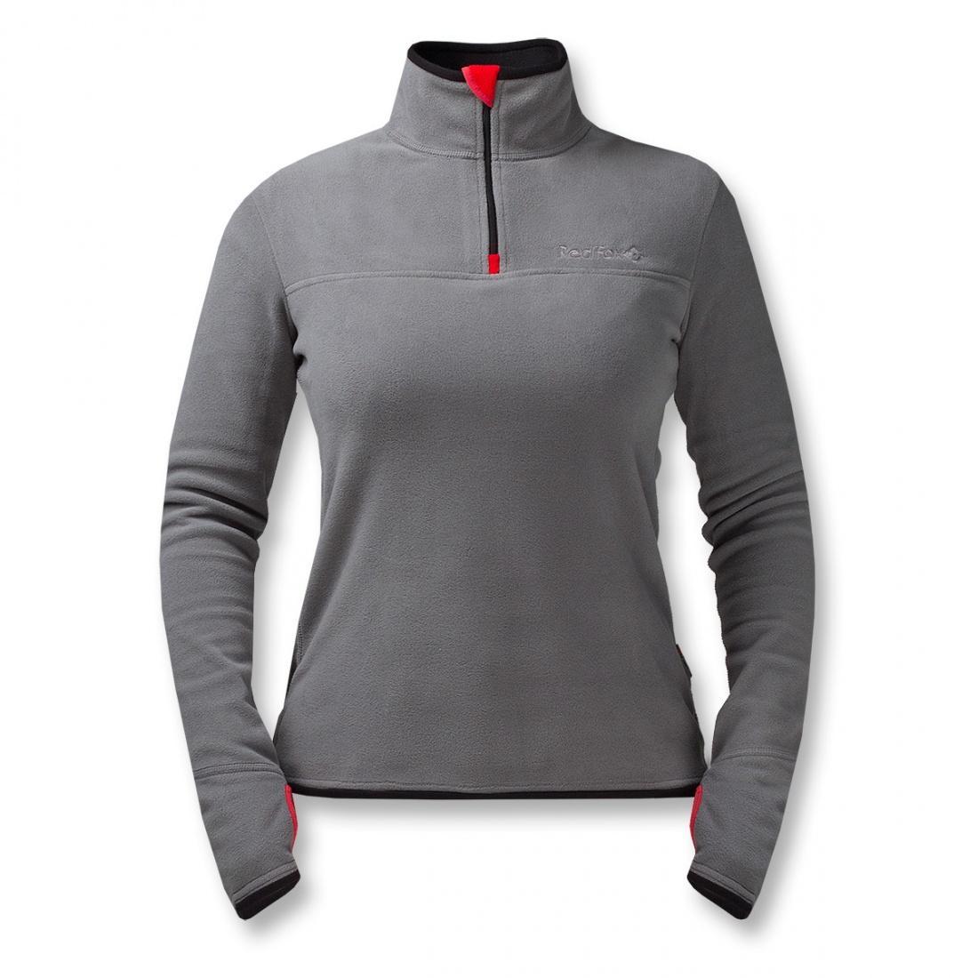 Термобелье пуловер Penguin 100 Micro ЖенскийПуловеры<br><br> Комфортный пуловер свободного кроя из материалаPolartec®Micro. Благодаря особой конструкции микроволокон, обладает высокими теплоизолирующимисвойствами и создает благоприятный микроклимат длятела. Может использоваться в качестве базового слоя&lt;br...<br><br>Цвет: Серый<br>Размер: 48