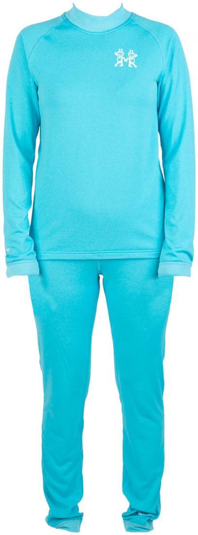 Термобелье костюм Cosmos детскийКомплекты<br><br><br>Цвет: Бирюзовый<br>Размер: 134