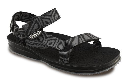 Сандали CREEK IIIСандалии<br><br> Стильные спортивные мужские трекинговые сандалии. Удобная легкая подошва гарантирует максимальное сцепление с поверхностью. Благ...<br><br>Цвет: Черный<br>Размер: 36