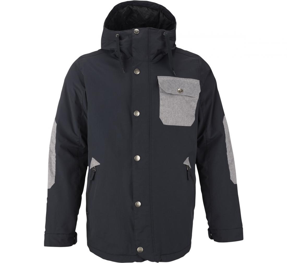 Куртка M TWC PRIMETIME JK муж. г/лКуртки<br>Мужская куртка для настоящих любителей драйва, адреналина и активного отдыха. Она создана как для трассового катания, так и для паркового. Поэтому все элементы модели выполнены с учетом требований спортсменов – PRIMETIMEотличается малым весом, теплотой и ...<br><br>Цвет: Черный<br>Размер: S