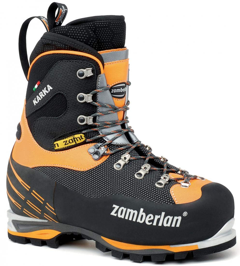 Zamberlan Ботинки 6000 KARKA EVO RR (45, Black/Orange, , ,)