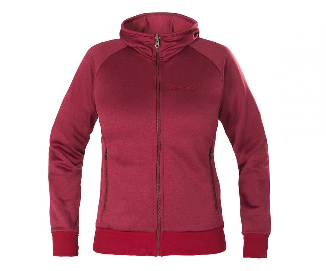 Red Fox Куртка Monsoon Hoody Женская Малиновый