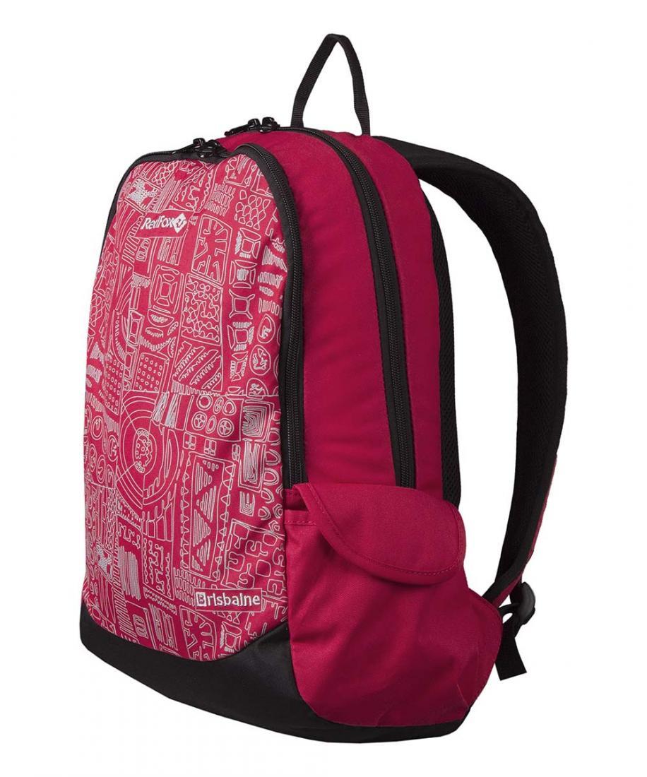 Рюкзак BrisbaneРюкзаки<br><br><br> Рюкзак Brisbane – небольшой городской рюкзак<br><br>Подвесная система Active<br>Смягчающая вставка в дно рюкзака<br>Два боковых об...<br><br>Цвет: Красный<br>Размер: 20 л