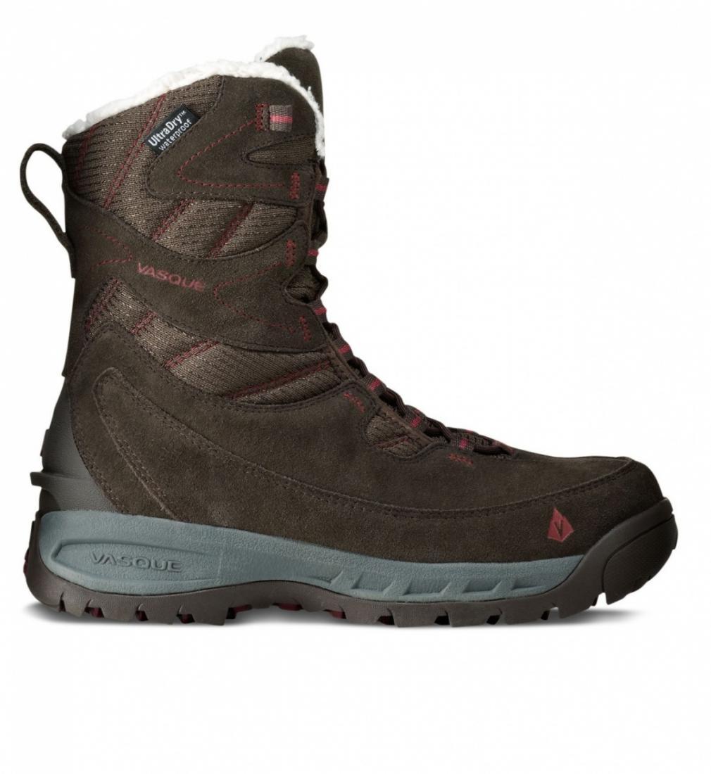 Ботинки 7803 Pow Pow UD жен.Треккинговые<br><br><br>Цвет: Коричневый<br>Размер: 10.5