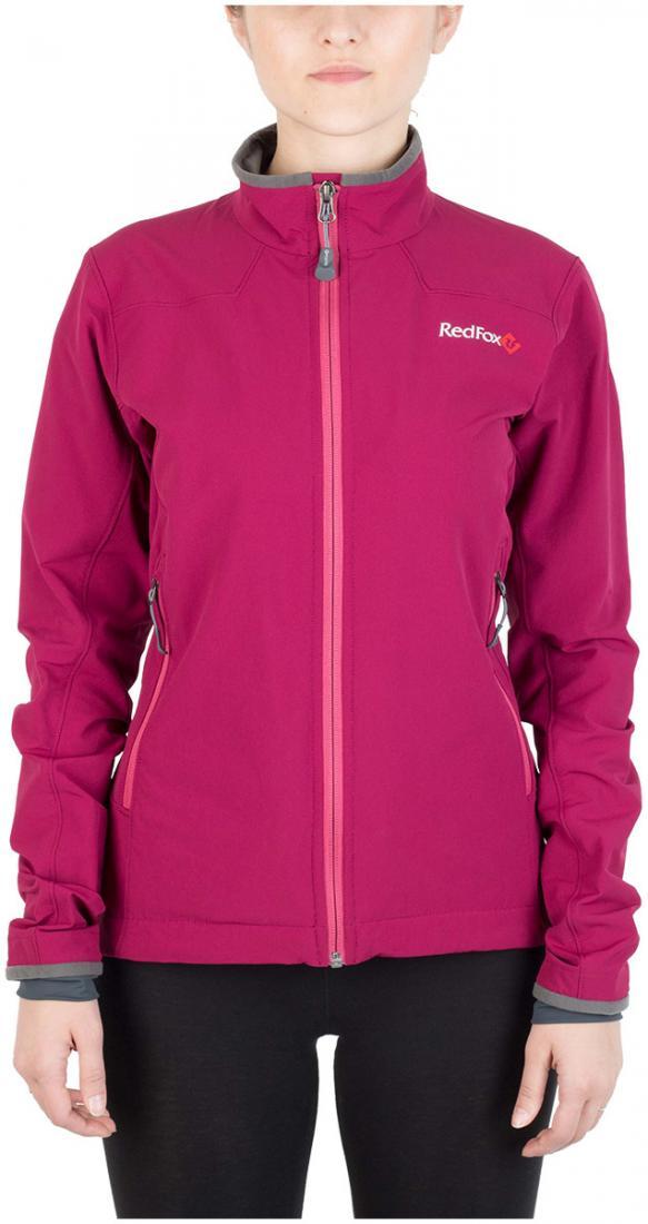 Куртка Shelter Shell ЖенскаяКуртки<br><br> Универсальная куртка из прочного, тянущегося в четырех направлениях материала класса Softshell, обеспечивающего высокие показатели воздухопроницаемости во время активных занятий спортом.<br><br><br>основное назначение: альпинизм<br>б...<br><br>Цвет: Малиновый<br>Размер: 46