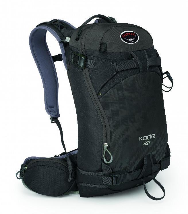 Рюкзак Kode 22Рюкзаки<br><br><br>Цвет: Черный<br>Размер: 18 л