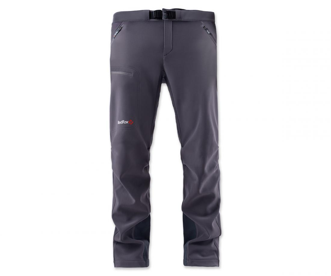 Брюки Yoho SoftshellБрюки, штаны<br><br> Всесезонные двухслойные брюки из материала класса Softshell с микрофлисовой подкладкой.<br><br><br>основное назначение: технический альпин...<br><br>Цвет: Серый<br>Размер: 56