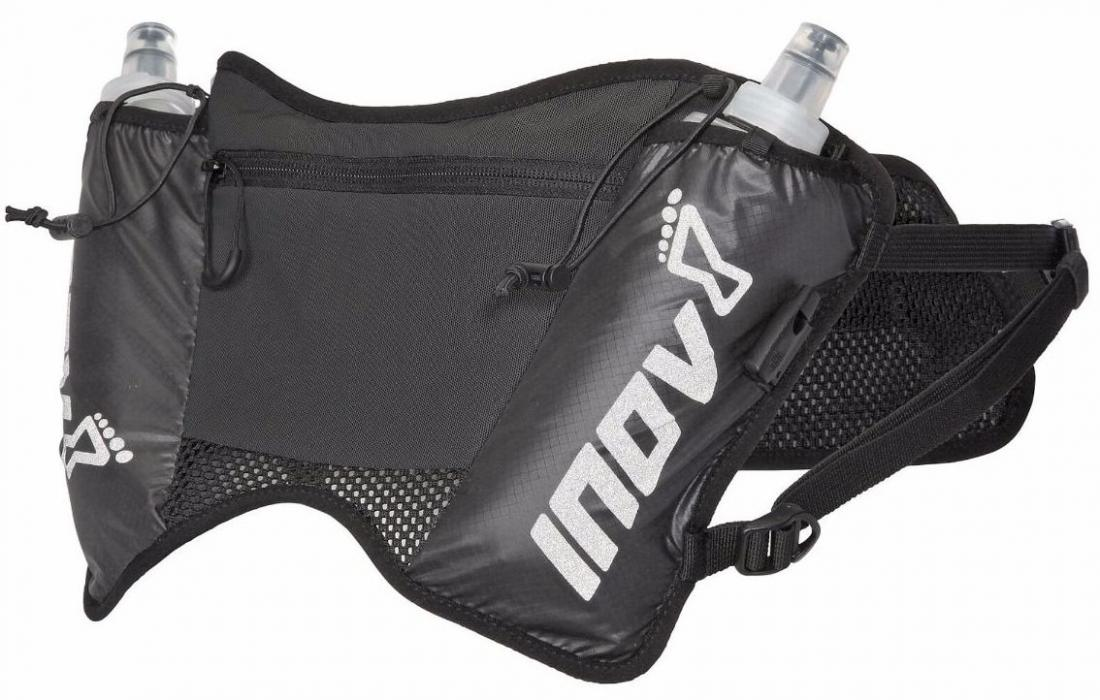 Inov-8 Сумка поясная All terrain Pro 1 (, Black, , ,) inov 8 питьевая система 1l reservoir 1 л clear black