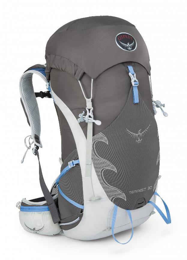 Рюкзак Tempest 30Рюкзаки<br>Tempest   женская версия рюкзаков иконической серии Talon, разработанная с учетом анатомических особенностей женской фигуры. Tempest 30   это рюкзак...<br><br>Цвет: Серый<br>Размер: 30 л