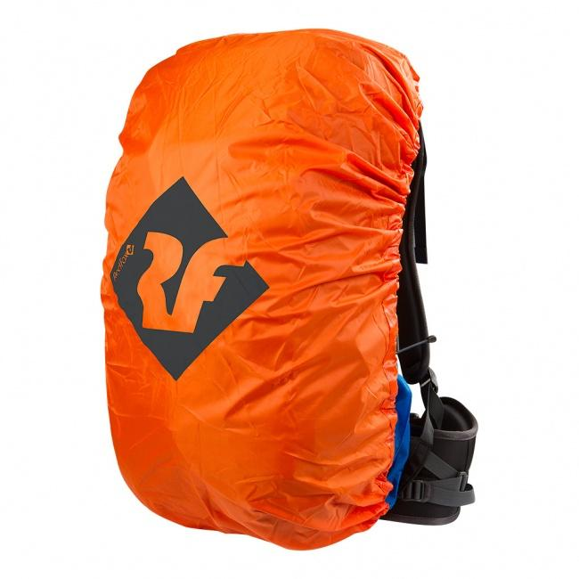 Купить Накидка на рюкзак Rain Cover 45-80 (, 2300/оранжевый, , ,), Red Fox