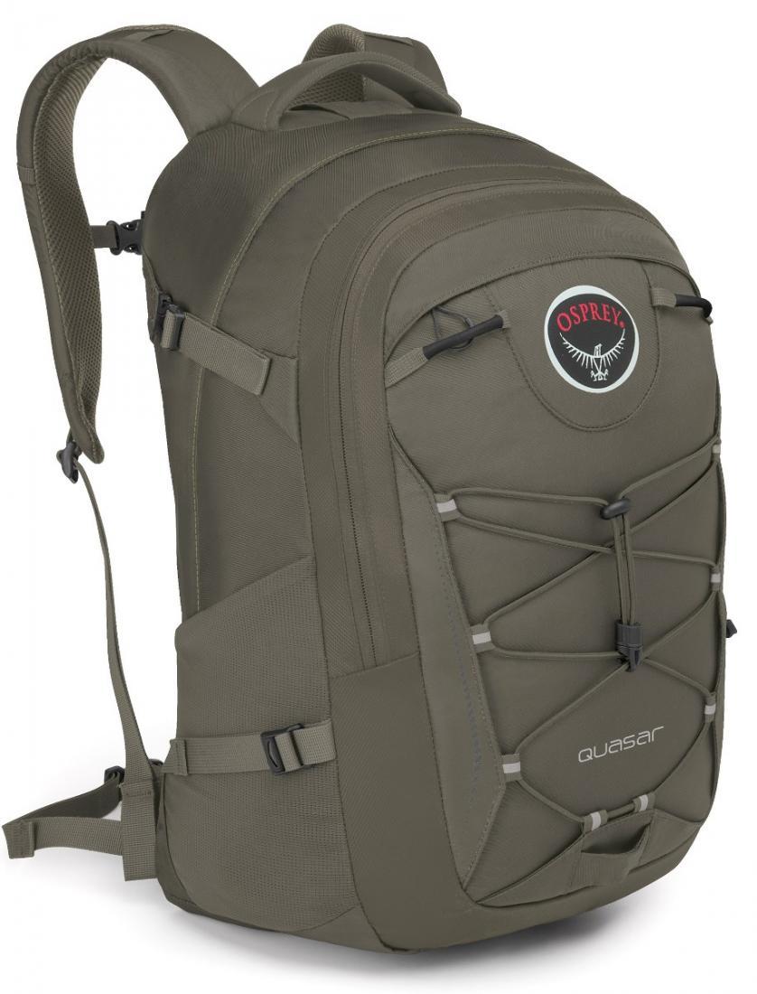 Рюкзак Quasar 28Рюкзаки<br>Обновленный рюкзак городской серии, в разработке которого бесспорно учли многолетний опыт создания рюкзаков Osprey.<br>Quasar 28 - универсальный ...<br><br>Цвет: Хаки<br>Размер: 28 л