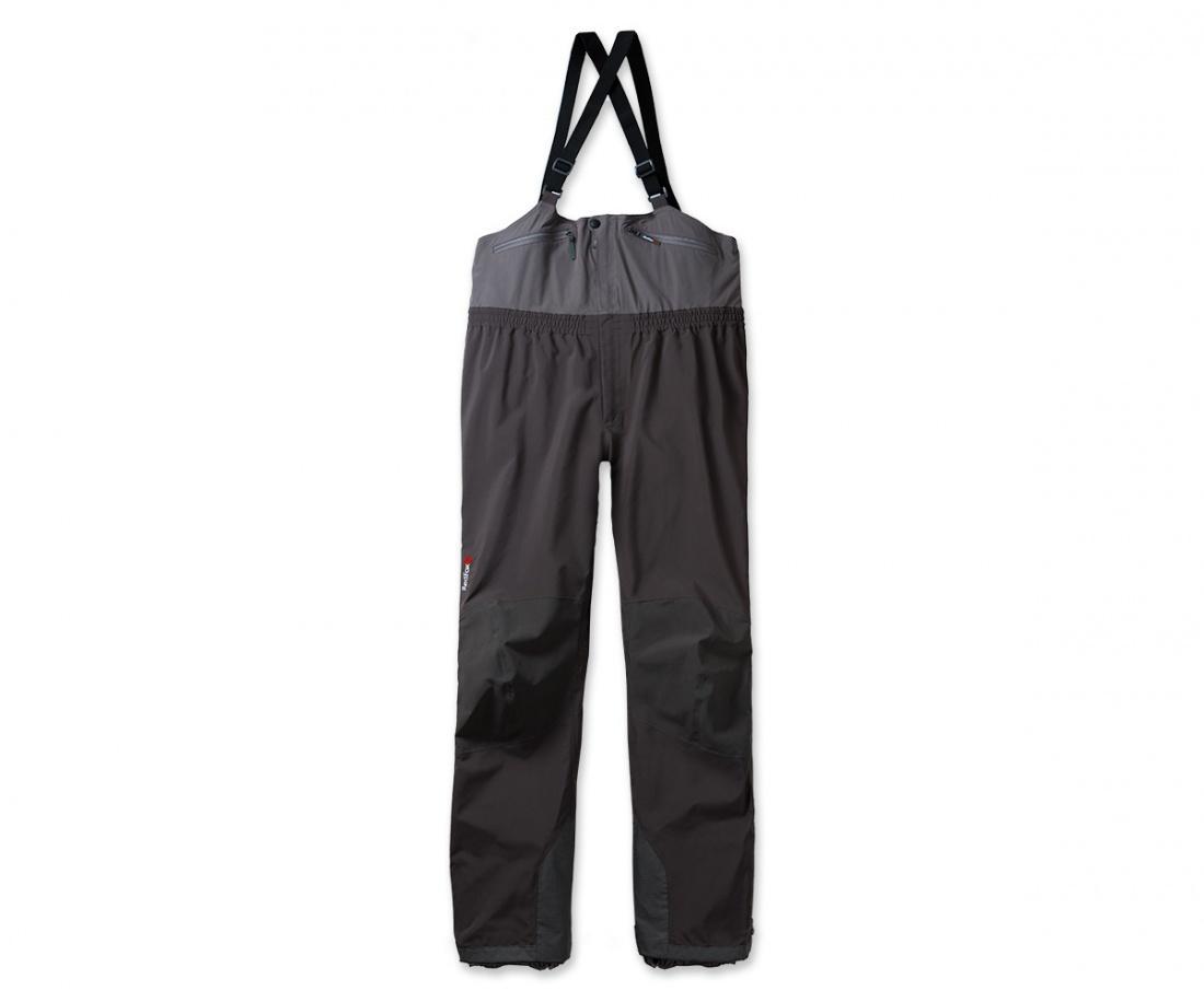 Брюки ветрозащитные X6 GTXБрюки, штаны<br><br><br>Цвет: Темно-серый<br>Размер: 46