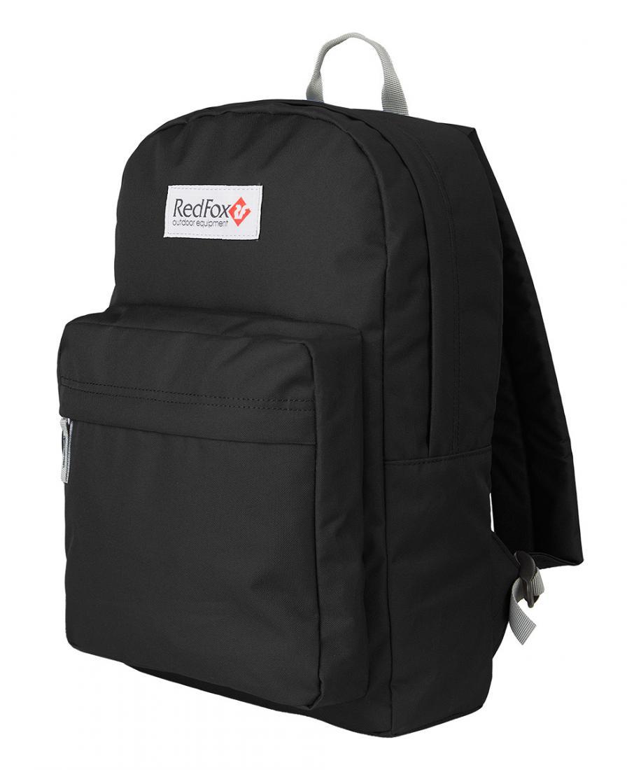Рюкзак Bookbag M1Рюкзаки<br>Bookbag M1 – удобный городской рюкзак. Модель представлена в нескольких цветах.<br><br>одно отделение<br>в комплекте пенал-карман на молнии<br>объемный наружный карман<br>смягчающие вставки в дне и спине<br>материал:...<br><br>Цвет: Черный<br>Размер: 25 л