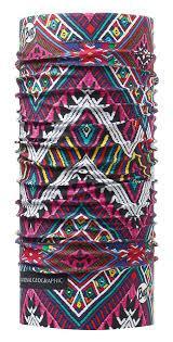 Бандана ORIGINALБанданы<br><br> Бандана ORIGINAL – бесшовный головной убор, выполненный в форме трубы. Эта знаменитая модель от бренда Buff известна своей функциональностью: она легко растягивается, превращаясь то в шарф, то в защитную маску, то в стильную шапку. Инновационная тк...<br><br>Цвет: Светло-фиолетовый<br>Размер: 53-62