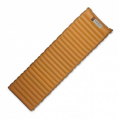 Коврик ASTRO INSULATEDКоврики<br>Primaloft® - высококачественный синтетический утеплитель, разработанный компанией Albany Iпtегпаtiопаl. При создании Primaloft® была тщательно изучена и скопирована структура микроволокон гусиного пуха, что обусловило термические свойства нового волокна. ...<br><br>Цвет: Оранжевый<br>Размер: XL Long