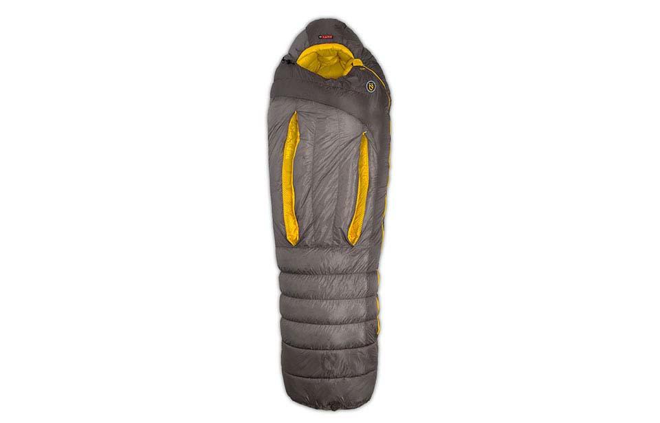 Спальный мешок пуховый SONIC 0 от Nemo