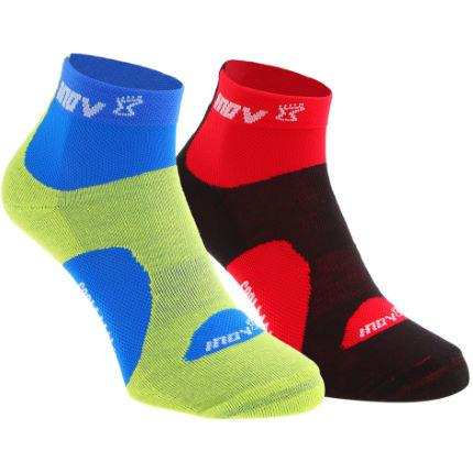Носки Racesoc midНоски<br><br><br>Цвет: Красный<br>Размер: S