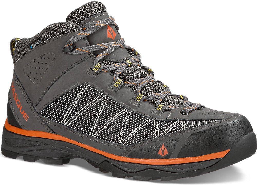 Ботинки муж. 7344 Monolith UltraDry™Треккинговые<br>Удобные мужские ботинки 7344 Monolith UltraDry™ подходят как для песка, так и для скалистой местности. Верхний слой ботинок очень прочный, благодаря износостойкой сетке, выполненной по технологии используемой при производстве ботинок для высотного альп...<br><br>Цвет: Серый<br>Размер: 7.5