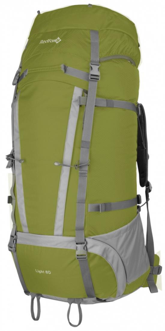 Рюкзак Light 80 V3Туристические, треккинговые<br>Функциональный рюкзак для продолжительных походов.<br><br>назначение: походы<br>подвесная система IBC<br>съемный мягкий поясной ремень анатомической формы<br>два независимых отделения на молнии<br>съемный клапан с ка...<br><br>Цвет: Хаки<br>Размер: None