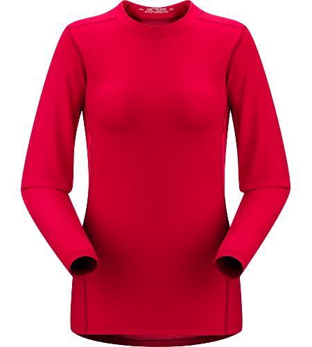 Термобелье футболка Phase SV Crew LS жен.Футболки<br><br> Наиболее теплый базовый слой Phase для холодных дней в горах, конструкция с круглым вырезом. <br><br> <br><br><br><br><br><br>Отводящая вл...<br><br>Цвет: Розовый<br>Размер: XL