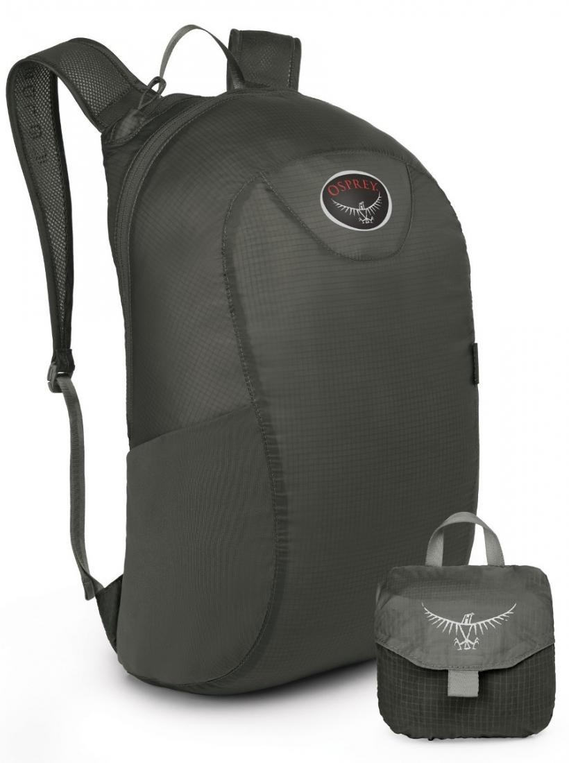Рюкзак Ultralight Stuff PackРюкзаки<br>Новый сверхлегкий и компактный инновационный рюкзак Ultralight Stuff Pack. При необходимости за секунды пакуется в собственный карман размером с яблоко. Встроенные лямки Deluxe AirMesh™ обеспечивают невероятный для рюкзака такого размера комфорт при пе...<br><br>Цвет: Серый<br>Размер: None