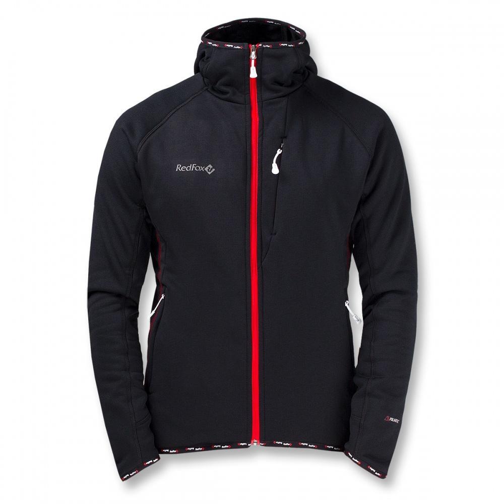 Куртка East Wind II МужскаяКуртки<br><br> Теплая мужская куртка из материала Polartec® Wind Pro® с технологией Hardface® для занятий мультиспортом в прохладную и ветреную погоду. Благодаря своим высоким теплоизолирующим показателям и высокой паропроницаемости, куртка может быть использован...<br><br>Цвет: Черный<br>Размер: 56