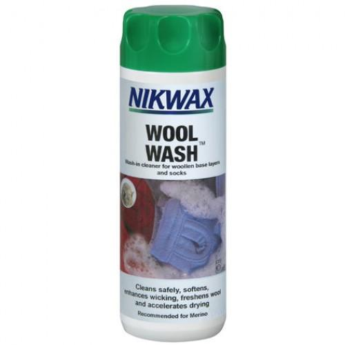 Средство для стирки Wool WashПропитки, стирки<br>Средство для стирки изделий из шерсти, включая термобелье и носки. <br><br>Безопасно очищает, смягчает, освежает шерсть, ускоряя процесс...<br><br>Цвет: Бесцветный<br>Размер: 150 мл