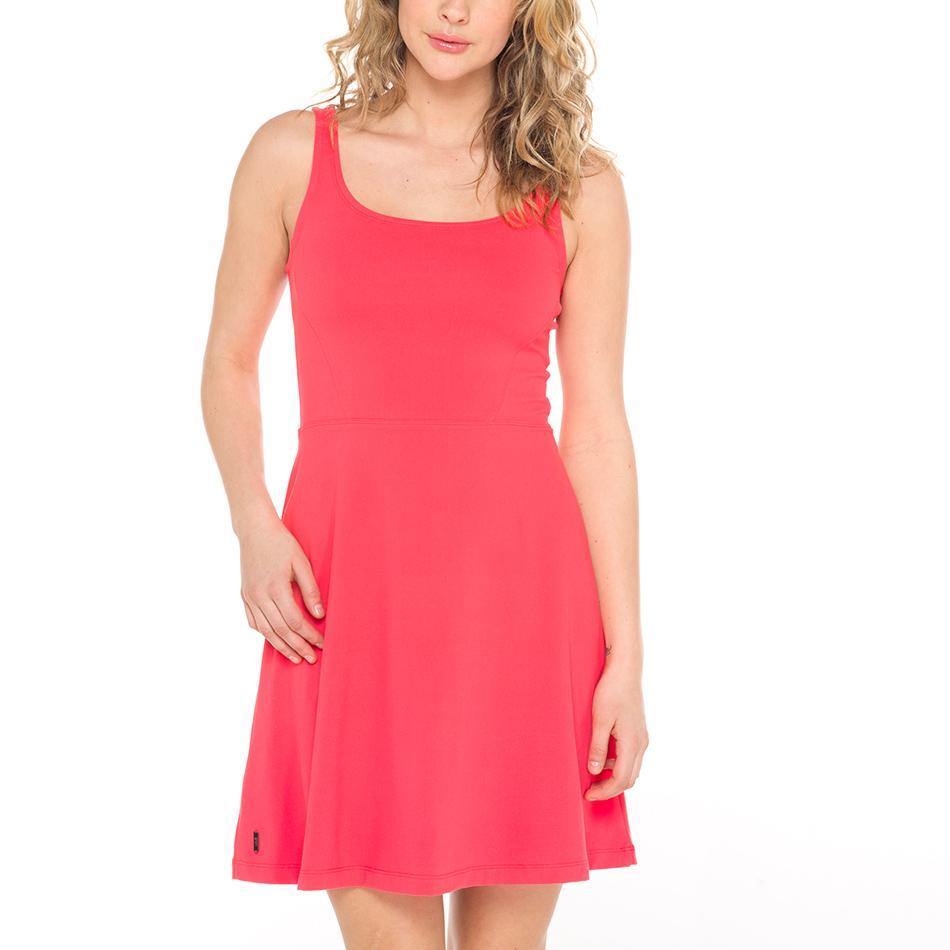 Платье LSW1290 SAFFRON DRESSПлатья<br><br> Платье LSW1290 SAFFRON DRESS<br><br><br><br><br> Особенности:<br><br><br><br><br><br><br><br><br>Длина – 91 см<br><br><br><br><br> Материал – 88% полиэстер, 12% эл...<br><br>Цвет: Красный<br>Размер: M