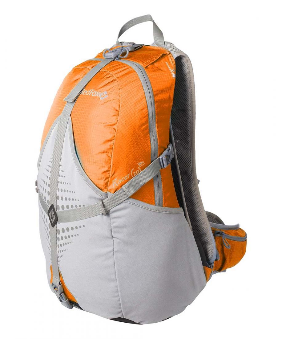 Рюкзак Racer 20 WireСпортивные<br>Racer 20 Wire – легкий функциональный рюкзак для занятий велоспортом, бегом, треккингом в стиле fast-and-lite.<br><br>назначение: треккинг, велоспорт<br>подвесная вентилируемая система Air vent<br>мягкий анатомический поясной реме...<br><br>Цвет: Оранжевый<br>Размер: 20 л
