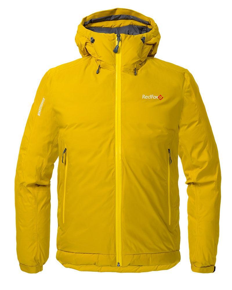 Куртка пуховая Down Shell II МужскаяКуртки<br><br> Благодаря функциональности материала WINDSTOPPER® Active Shell, обладающего высокими теплоизолирующими свойствами, и конструкции, куртка – легкая и теплая, и в сравнении с пуховыми моделями из не мембранных тканей - очень прочная.<br><br><br>  ...<br><br>Цвет: Желтый<br>Размер: 46