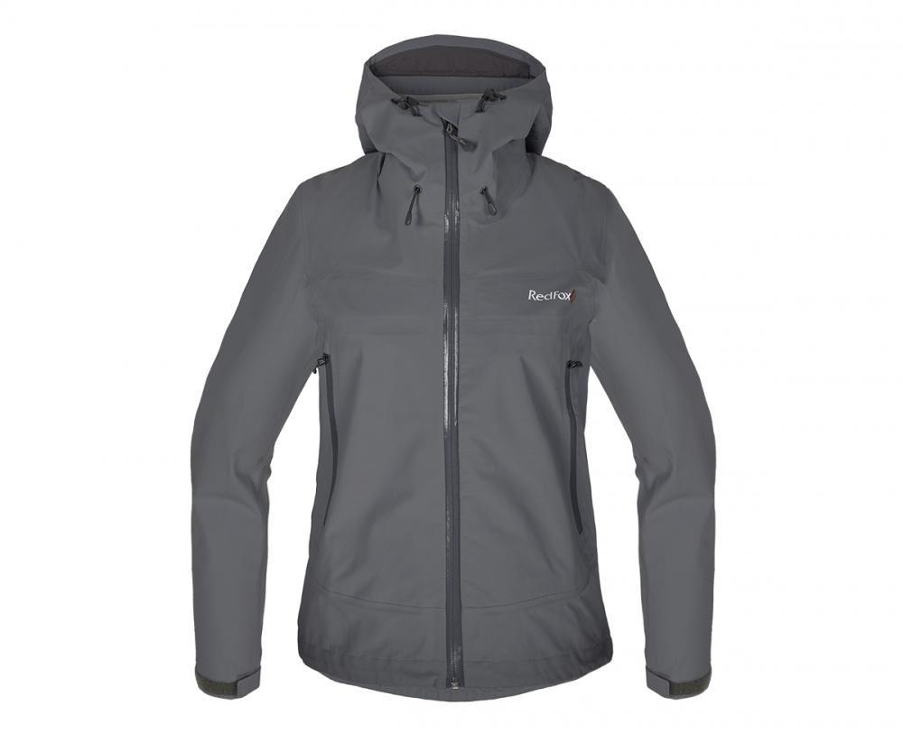 Куртка ветрозащитная Vinson ЖенскаяКуртки<br><br><br>Цвет: Серый<br>Размер: 48