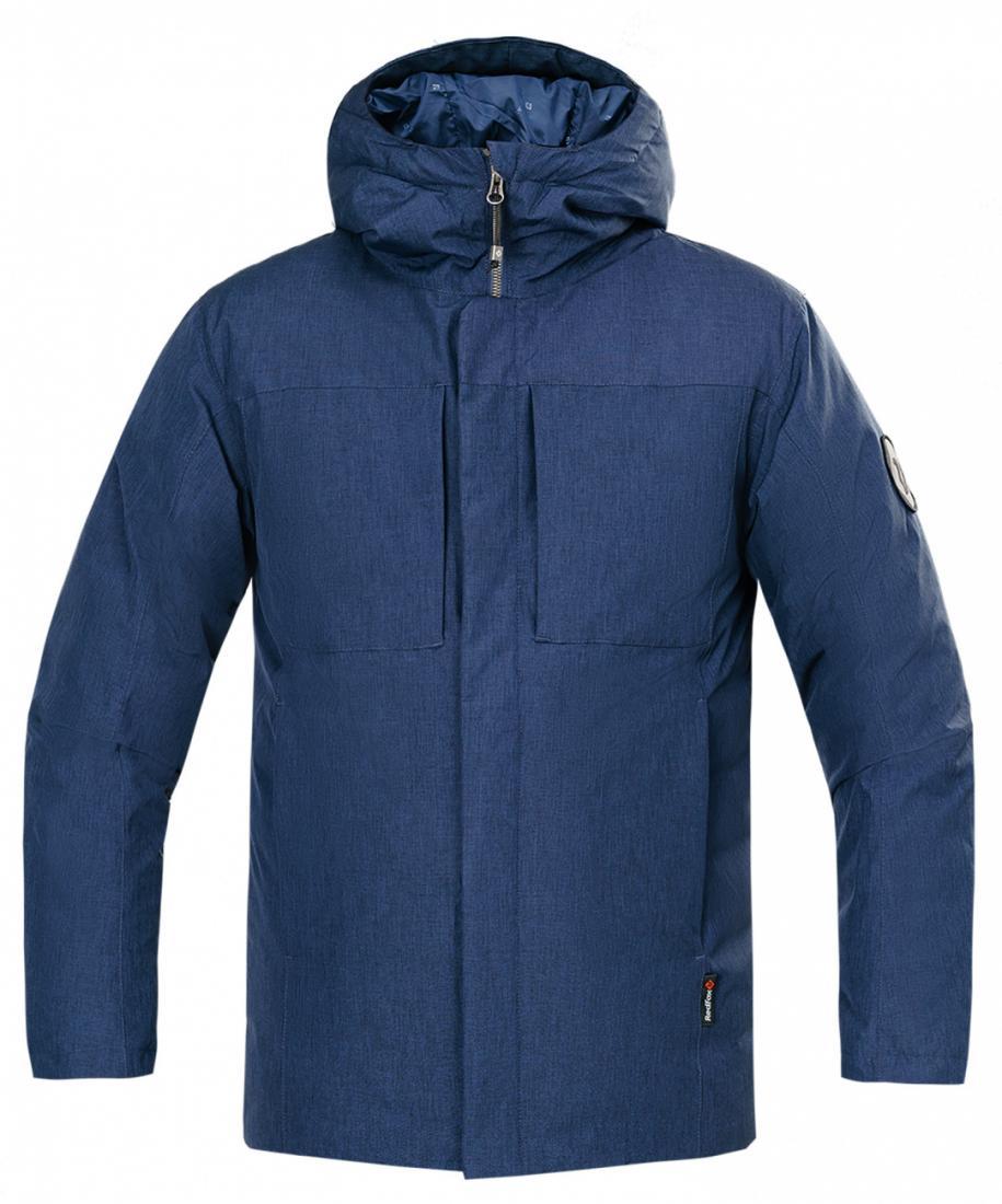 Куртка пуховая Urban Fox III МужскаяКуртки<br>Куртка пуховая Urban Fox III Мужская<br><br>основное назначение: Повседневное городское использование<br>удлиненный крой<br>интегрированный капюшон со скрытой регулировкой по объему<br>двухзамковая центральная молния-тракто...<br><br>Цвет: Синий<br>Размер: 54