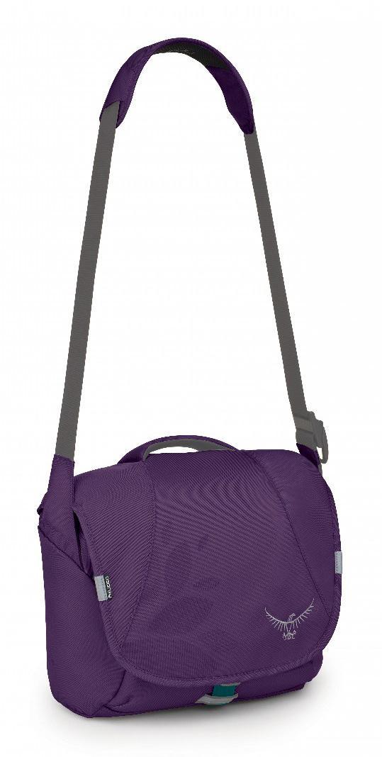Сумка Flap Jill MiniСумки<br><br><br>Цвет: Фиолетовый<br>Размер: 9 л