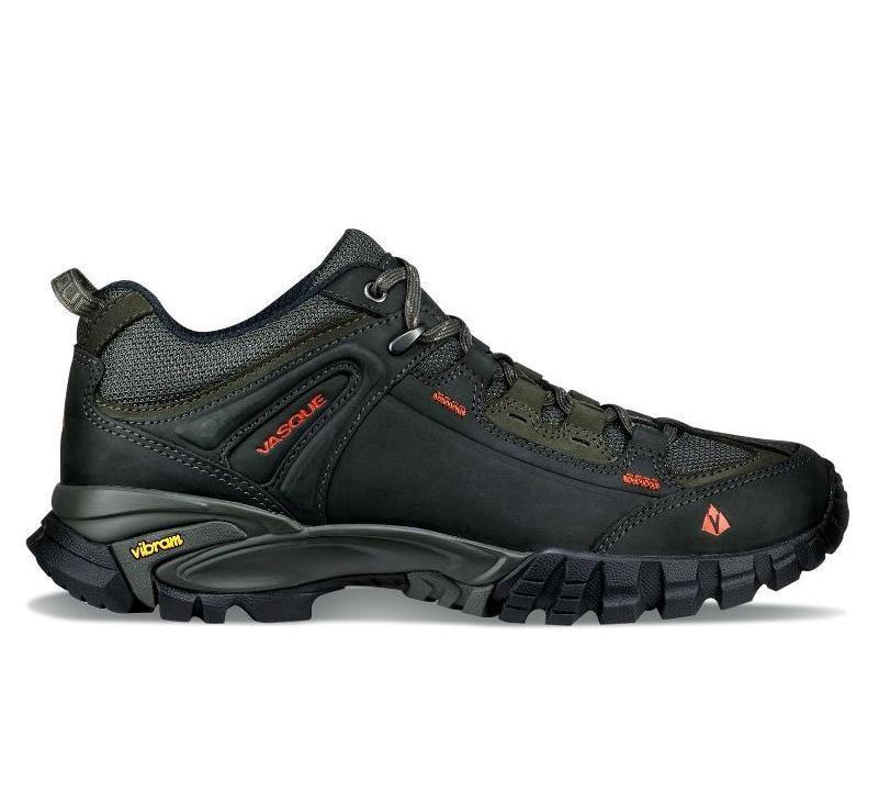 Ботинки муж. 7072 Mantra 2.0Хайкинговые<br><br> Для тех, кто предпочитает для скалолазания и туризма невысокую обувь, идеальным решением станут мужские ботинки Vasque Mantra 2.0. Они незаменимы там, где важны скорость, надежность и безопасность.<br><br><br> Особенности<br><br><br>...<br><br>Цвет: Черный<br>Размер: 12