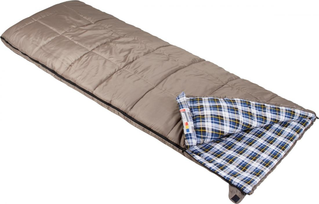 Спальный мешок Hunter 300Туристические<br><br>Серия просторных спальных мешков для путешествий на автомобиле, кемпинга, охоты и рыбалки в холодную погоду. Благодаря функциональному утеплителю Vario Dry большого объема изделия очень теплые, прекрасно сохраняют тепло даже в условиях сырости. Исклю...<br><br>Цвет: Хаки<br>Размер: XL Long