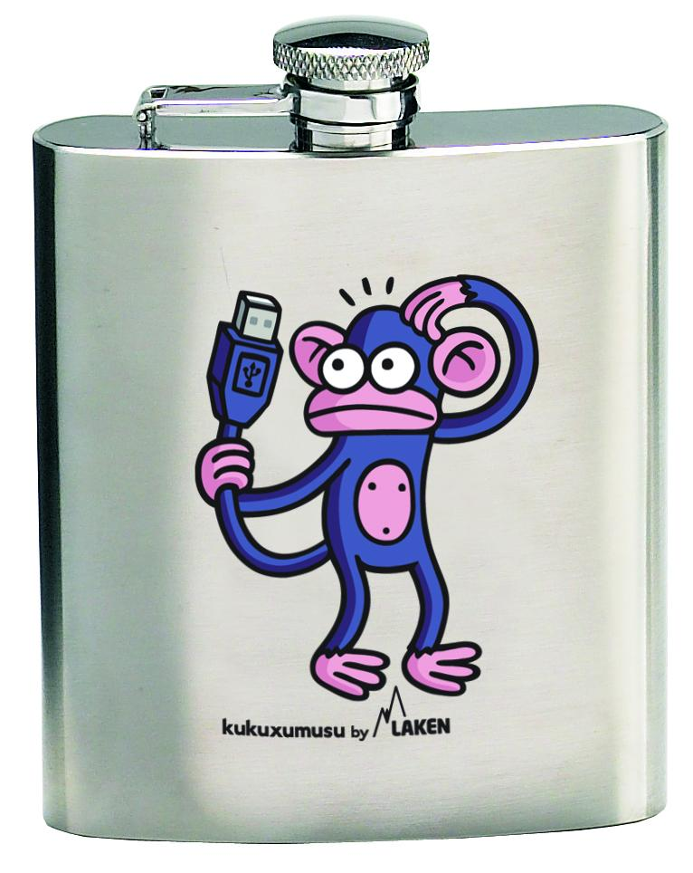 KP8-MO Плоская фляжка Kukuxumuxu MonoПосуда<br><br> Фляга Kukuxumuxu Mono KP8-MO от испанского бренда Laken имеет плоскую форму и объем 150 мл. Она предназначена для различных типов напитков, в том числе алкогольных. Благодаря своей прочности модель – идеальный выбор для активных людей, которые пред...<br><br>Цвет: Серый<br>Размер: None
