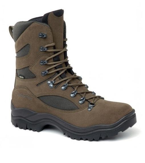 Ботинки 164 ELK GTXТреккинговые<br><br> Высокие и легкие охотничьи ботинки, идеально подходят для травянистого, холмистого и неровного ландшафта. Облегченный верх из спилка и...<br><br>Цвет: Коричневый<br>Размер: 45