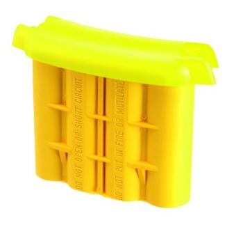 Аккумулятор для DUOЭлектрооборудование<br>Аккумулятор большой емкости для фонарей DUO LED 5 и 14.<br><br>Область применения: Налобные фонари<br>Виды активности: Каньонинг, Охота/Рыбалка, Спелеол...<br><br>Цвет: Желтый<br>Размер: None