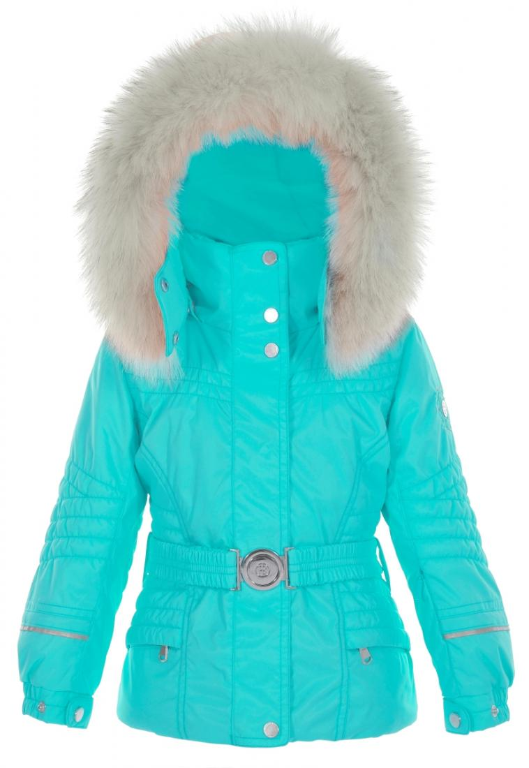 Куртка с иск.мехом W16-1000-JRGL/A дет.Куртки<br><br><br>Цвет: Фиолетовый<br>Размер: 8A