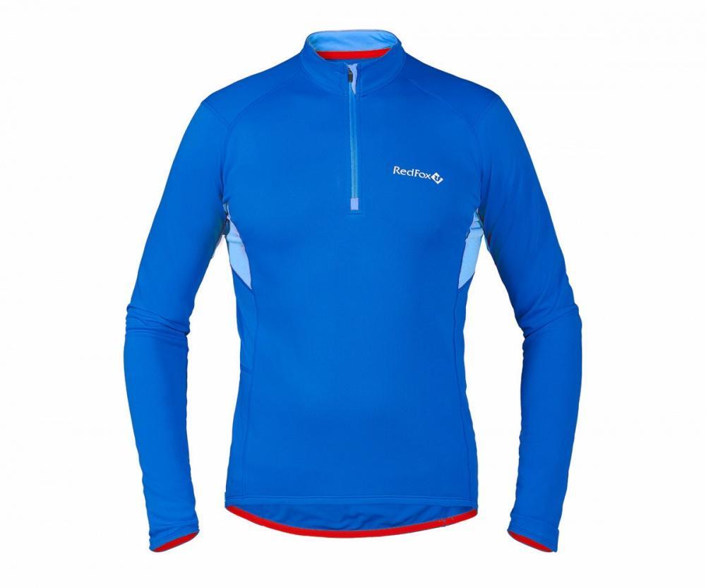 Футболка Trail T LS МужскаяФутболки<br><br><br>Цвет: Синий<br>Размер: 48