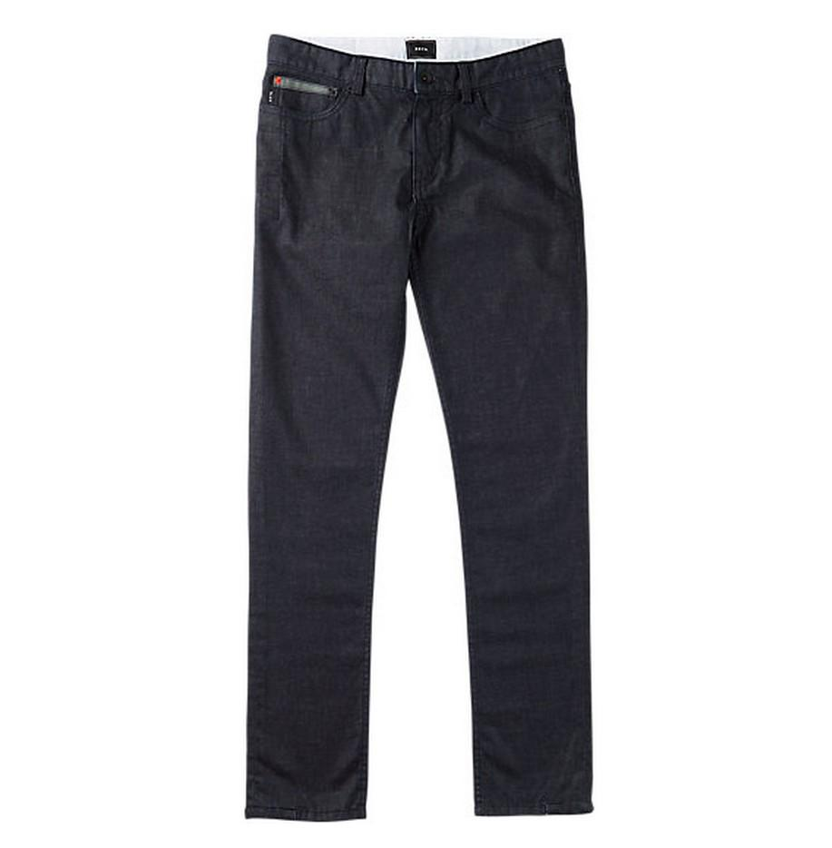 Burton Джинсы MB B77 SKINNY DNM (32, TRUE BLACK, ,) b77