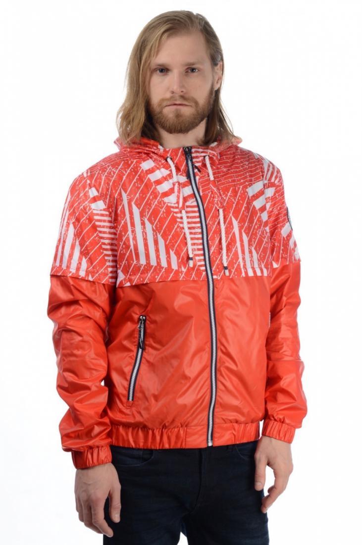 Ветровка 41616 муж.Куртки<br><br> Оригинальная модель в спортивном стиле. Ветровка отлично подходит для загородных прогулок, активного отдыха, путешествий и повседневного использования.<br><br>Характеристики ветровки Stayer 41616<br><br>эластичная резинка на рукавах и...<br><br>Цвет: Красный<br>Размер: 48
