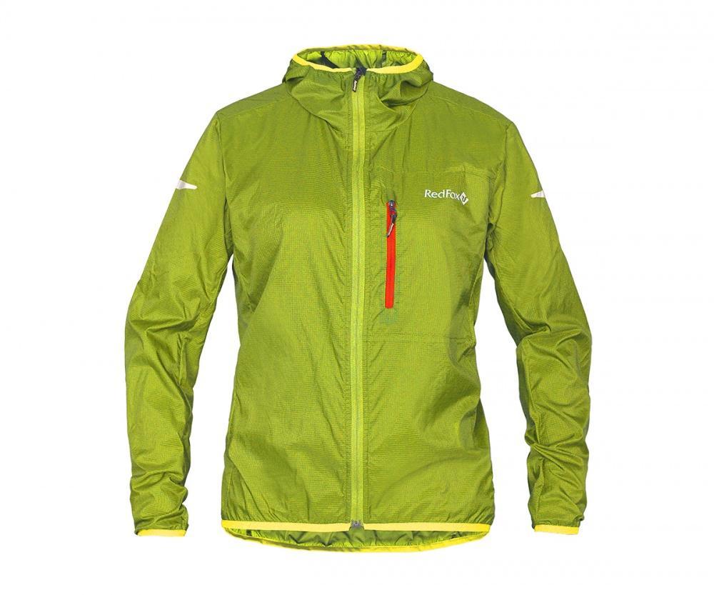 Куртка Trek Super Light IIКуртки<br><br><br>Цвет: Салатовый<br>Размер: 44